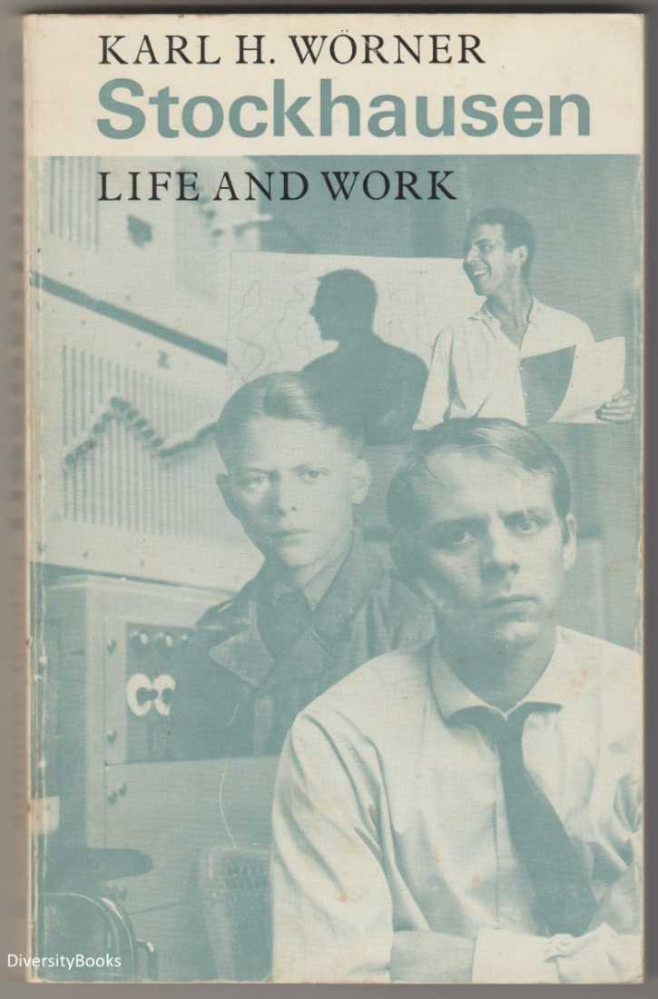 STOCKHAUSEN: LIfe And Work