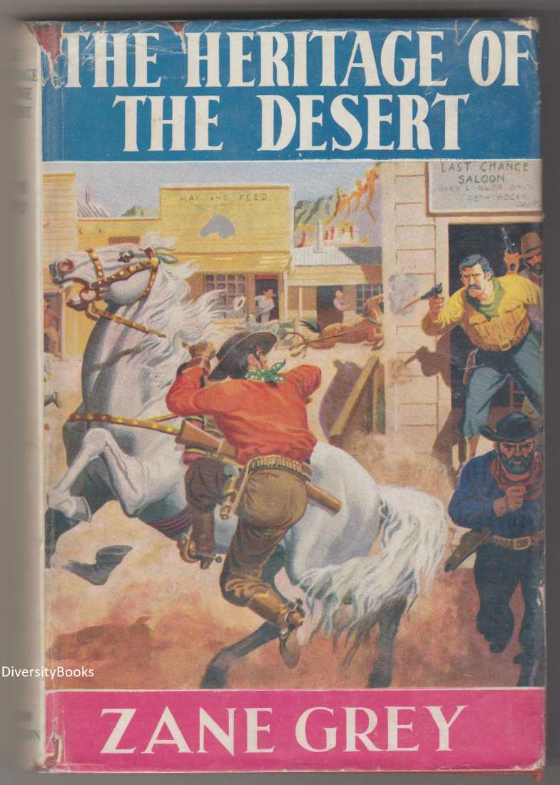 Image for THE HERITAGE OF THE DESERT