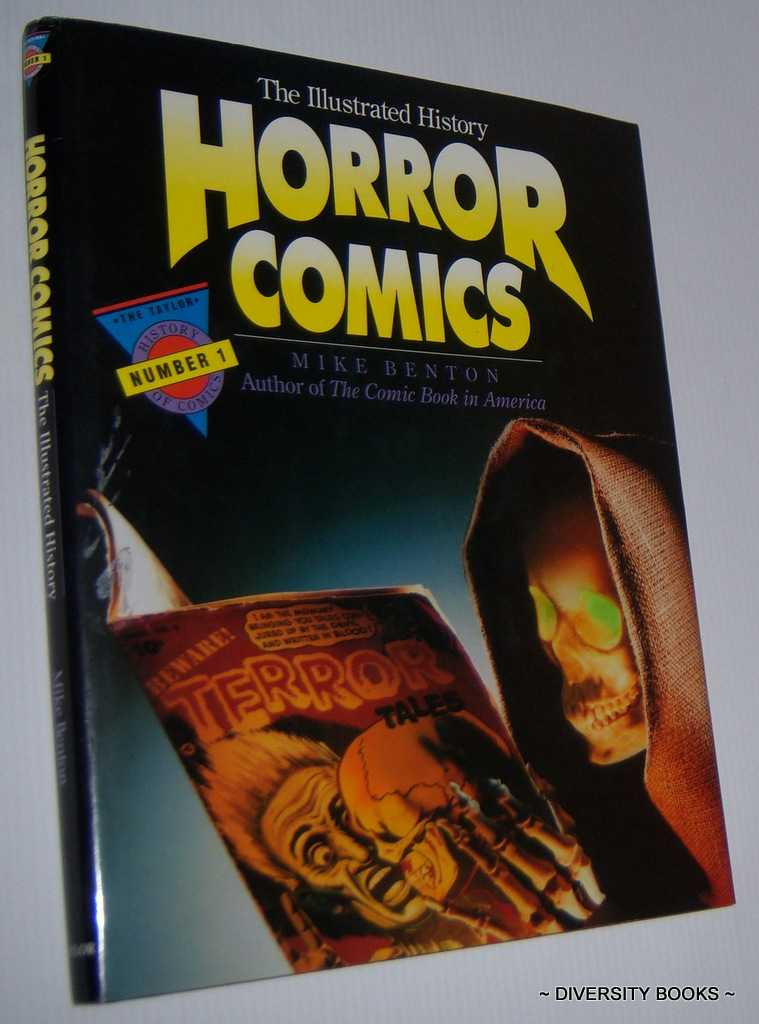 Image for HORROR COMICS: The Illustrated History