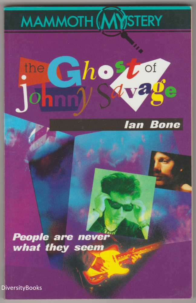 Image for THE GHOST OF JOHNNY SAVAGE.   (Signed Copy)