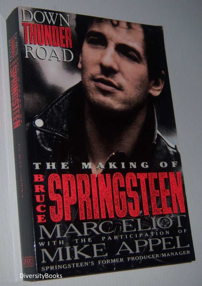 Image for DOWN THUNDER ROAD: The Making of Bruce Springsteen
