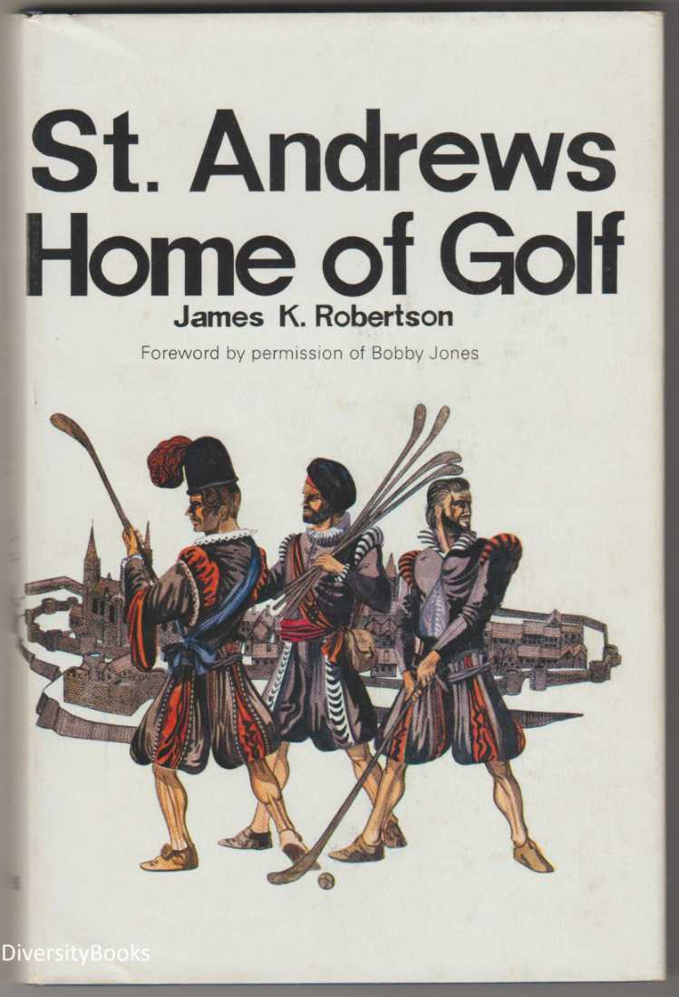 Image for ST. ANDREWS: Home of Golf