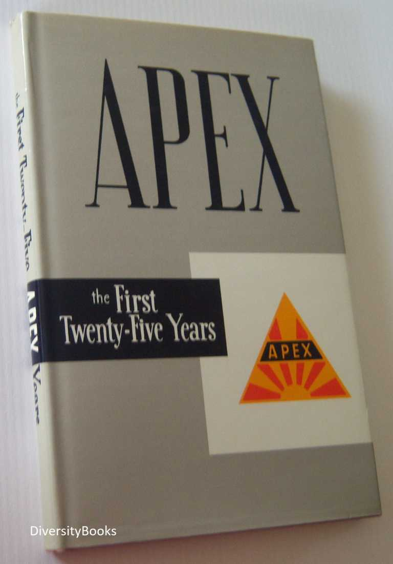 Image for APEX: The First Twenty-five Years