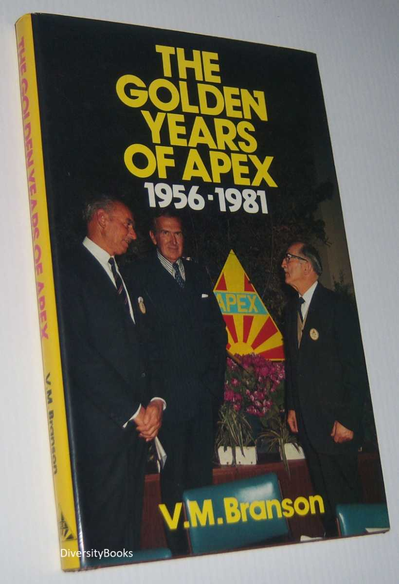 Image for THE GOLDEN YEARS OF APEX 1956-1981