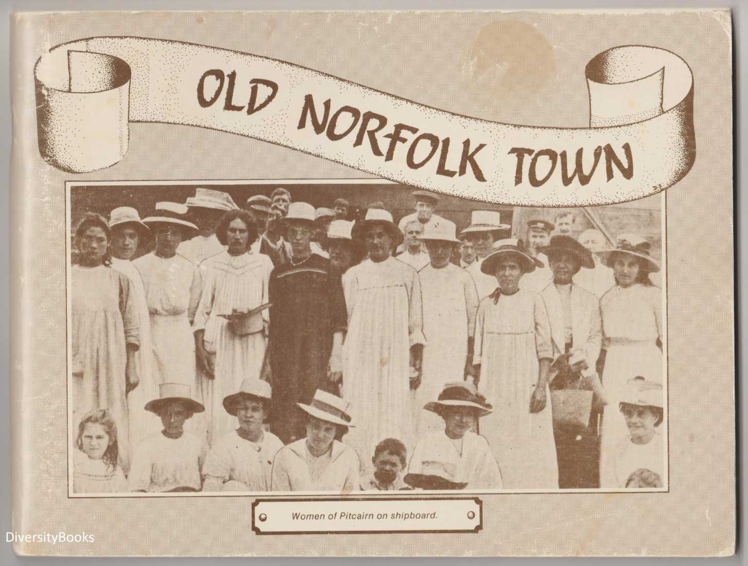 Image for OLD NORFOLK TOWN: The Past in Pictures