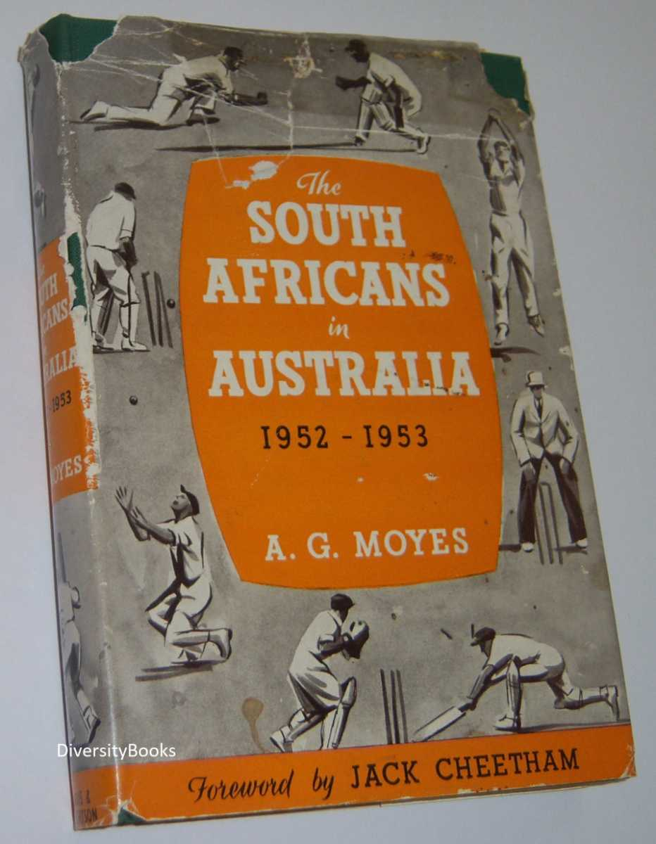 Image for THE SOUTH AFRICANS IN AUSTRALIA 1952-1953