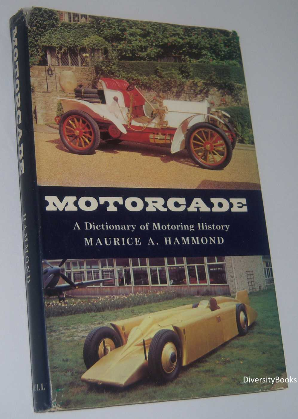 Image for MOTORCADE: A Dictionary of Motoring History