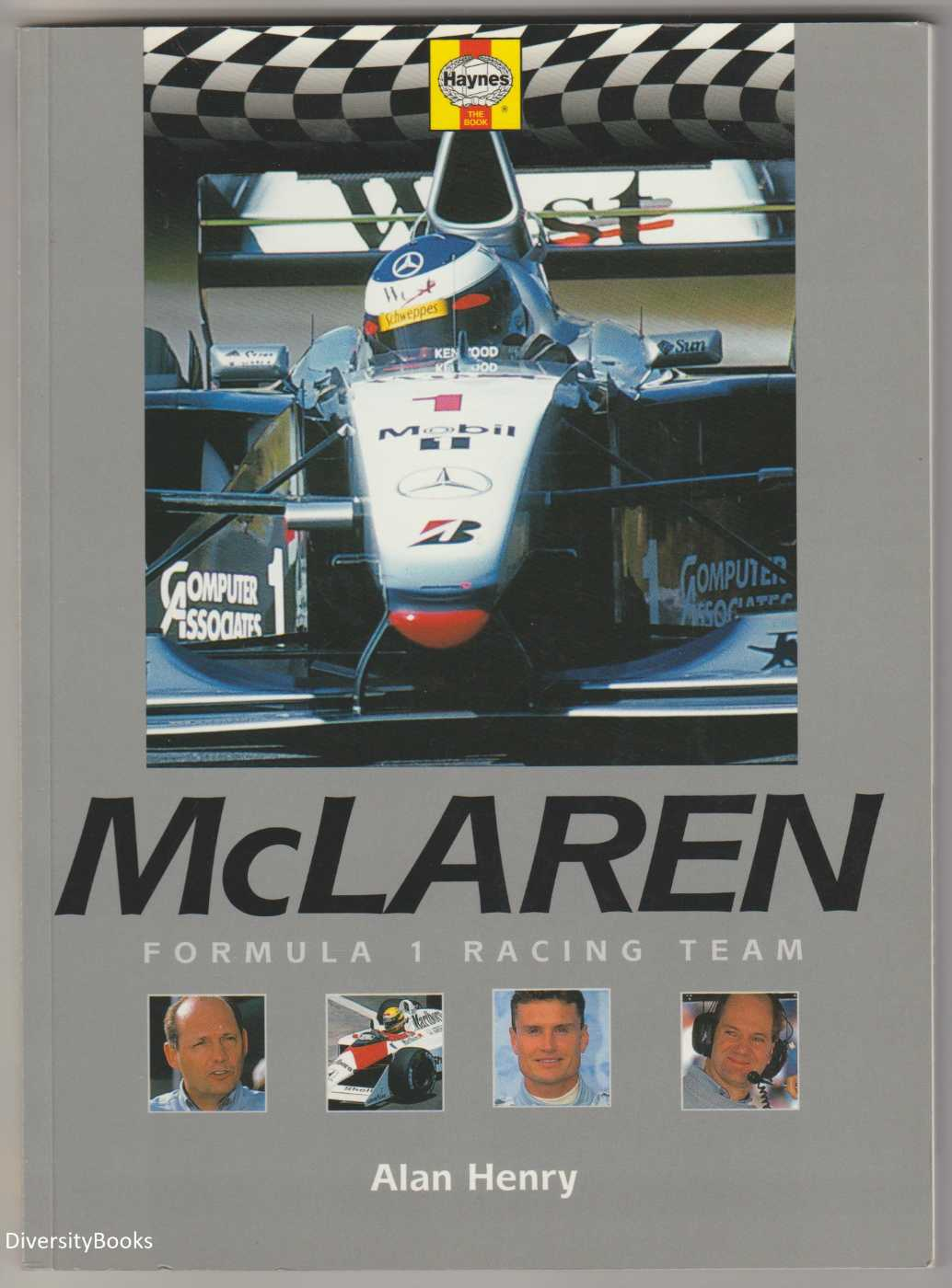 Image for MCLAREN: Formula 1 Racing Team