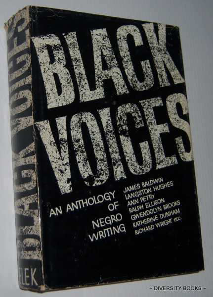 Image for BLACK VOICES: New Writing By American Negroes