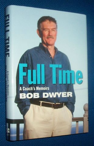 Image for FULL TIME : A Coach's Memoirs