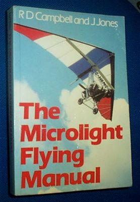 Image for THE MICROLIGHT FLYING MANUAL