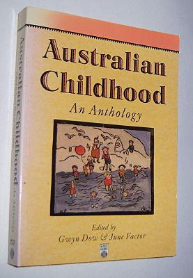 Image for AUSTRALIAN CHILDHOOD: An Anthology