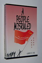 Image for A PEOPLE MISRULED: The Chinese Stepping-Stone Syndrome