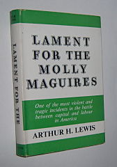 Image for LAMENT FOR THE MOLLY MAGUIRES