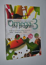 Image for THE OMEGA-3 LIFE PROGRAM : Your Food Guide for Health and Healing