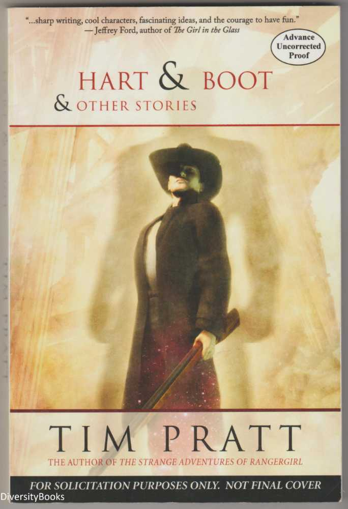 Image for HART & BOOT & Other Stories (Advance Uncorrected Proof)