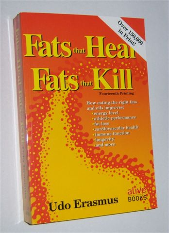Image for FATS THAT HEAL, FATS THAT KILL