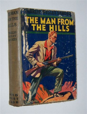 Image for THE MAN FROM THE HILLS