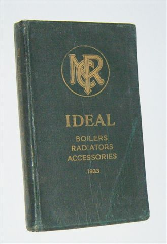 Image for IDEAL BOILERS RADIATORS ACCESSORIES 1933