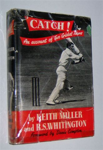 Image for CATCH ! : An Account of Two Cricket Tours