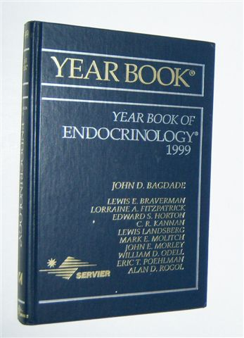 Image for YEAR BOOK OF ENDICRINOLOGY. 1999