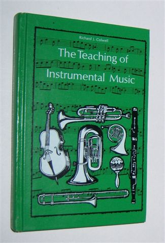 Image for THE TEACHING OF INSTRUMENTAL MUSIC