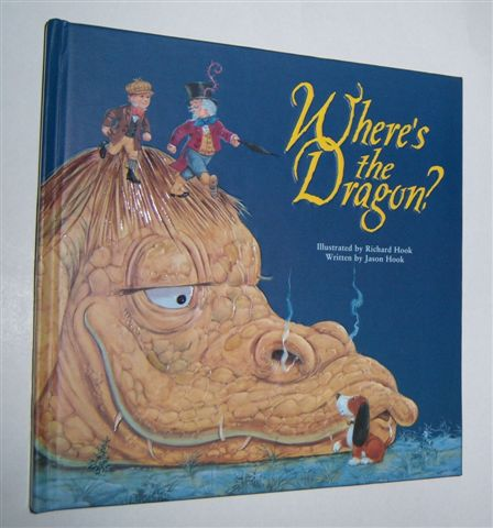 Image for WHERE'S THE DRAGON ?