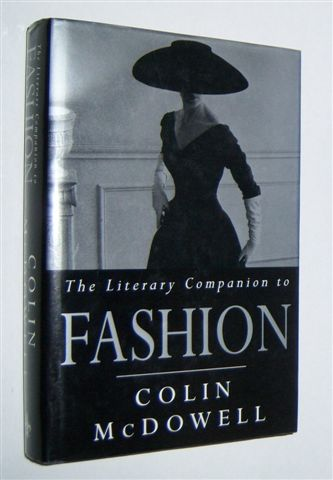 Image for THE LITERARY COMPANION TO FASHION