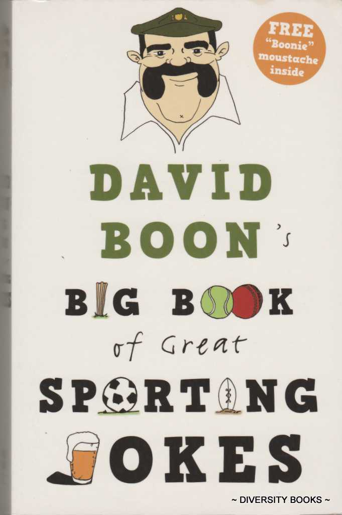 Image for DAVID BOON'S BIG BOOK OF GREAT SPORTING JOKES