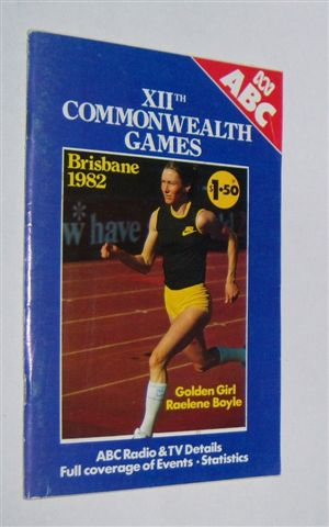 Image for XIIth COMMONWEALTH GAMES. Brisbane 1982