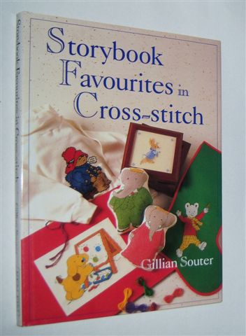 Image for STORYBOOK FAVOURITES IN CROSS-STITCH