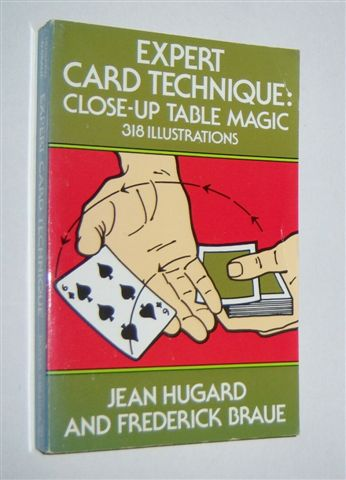 Image for EXPERT CARD TECHNIQUE : Close-Up Table Magic