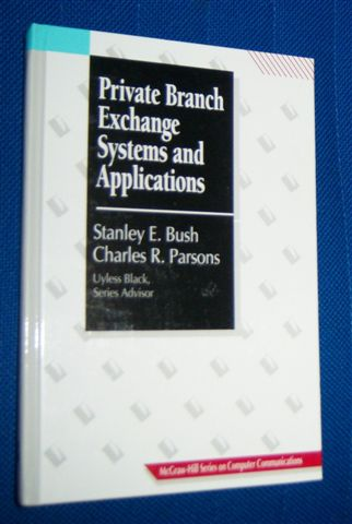 Image for PRIVATE BRANCH EXCHANGE SYSTEMS AND APPLICATIONS