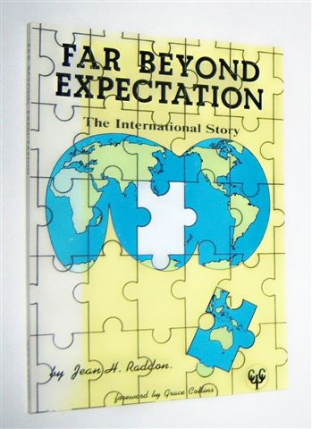 Image for FAR BEYOND EXPECTATION : The Story of the International Development of Christian Women Communicating International
