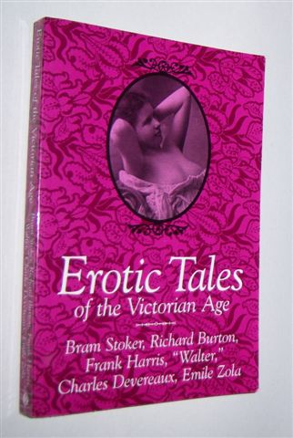 Image for EROTIC TALES OF THE VICTORIAN AGE