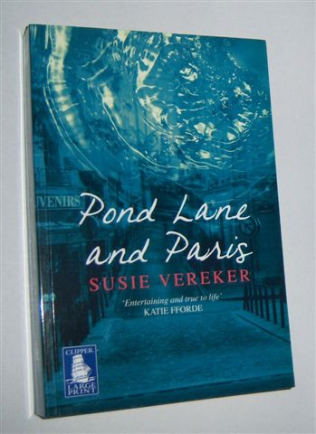 Image for POND LANE AND PARIS