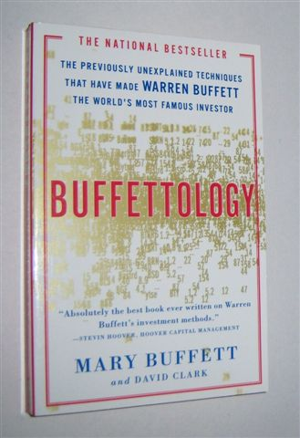 Image for BUFFETTOLOGY : The Previously Unexplained Techniques . . .