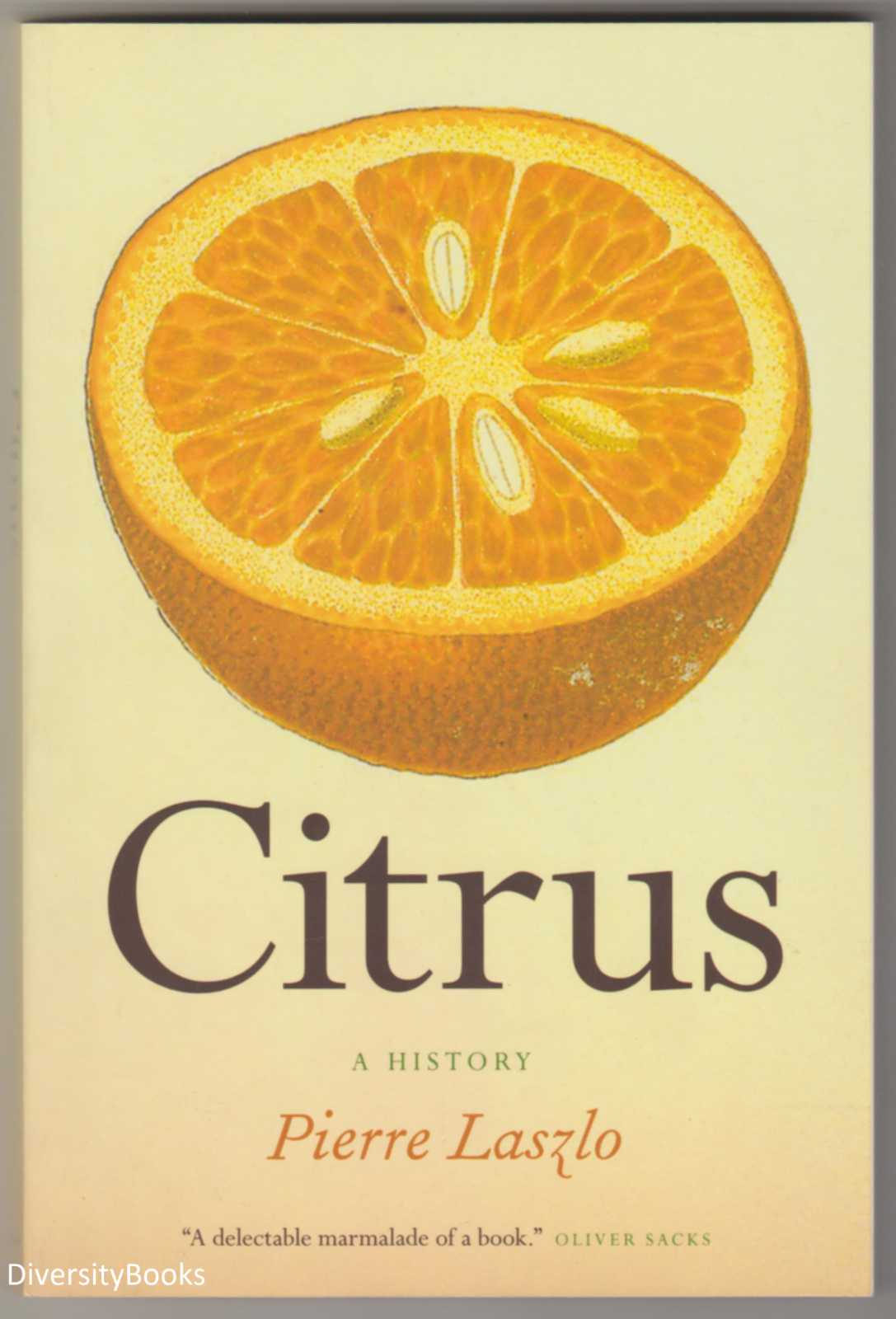 Image for CITRUS : A History