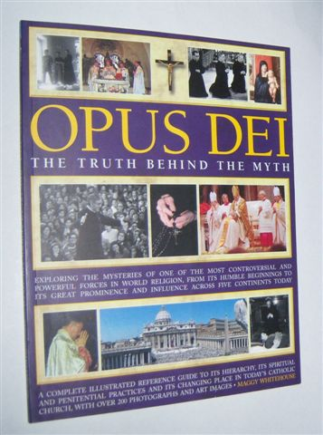 Image for OPUS DEI : The Truth Behind The Myth