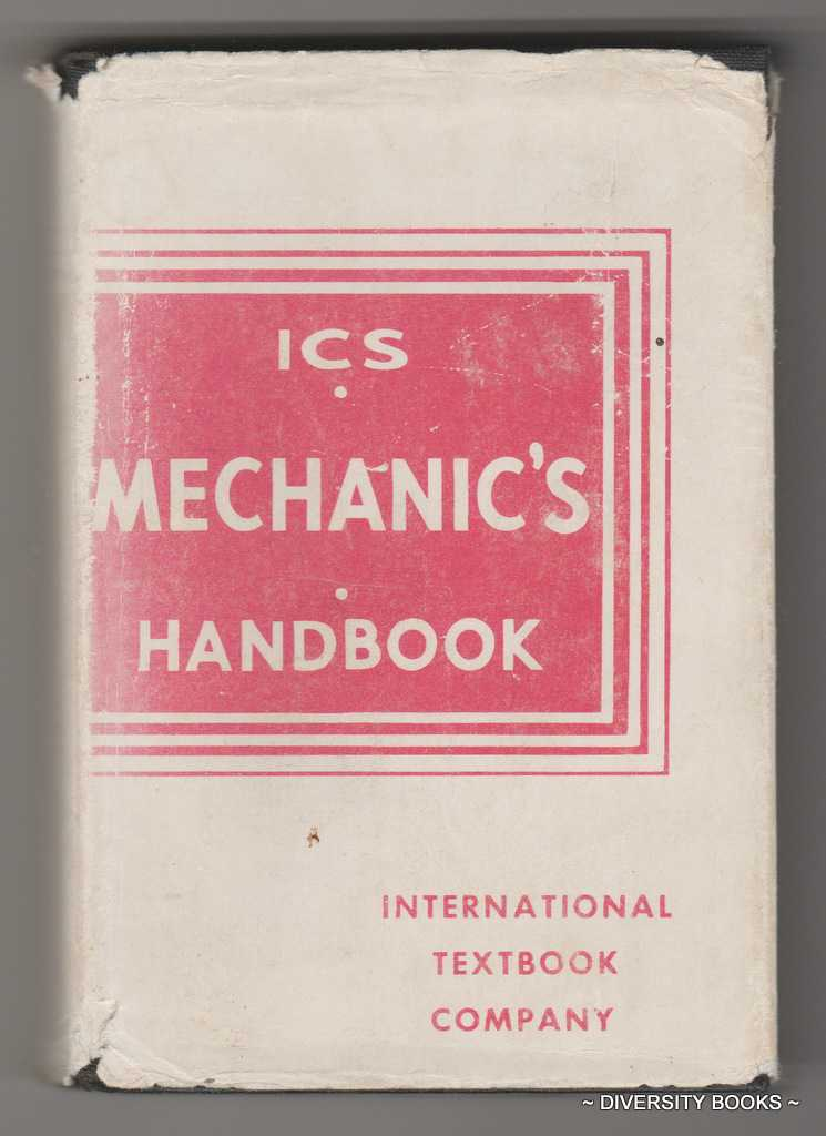 Image for I.C.S. MECHANICS' HANDBOOK : A Handbook of Reference for Mechanics