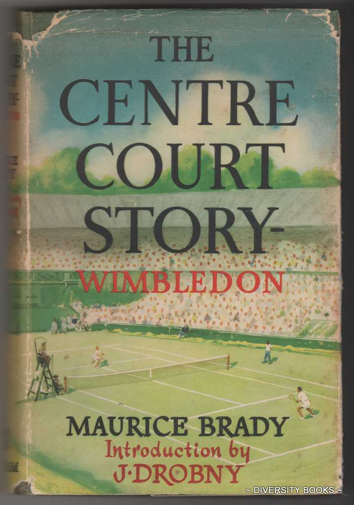 Image for THE CENTRE COURT STORY
