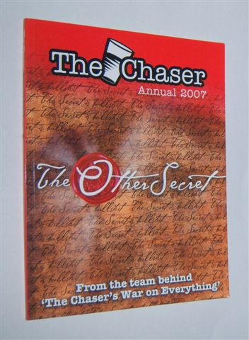 Image for THE CHASER ANNUAL 2007 : The Other Secret