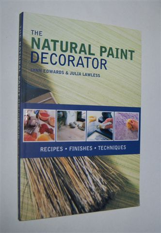 Image for THE NATURAL PAINT DECORATOR