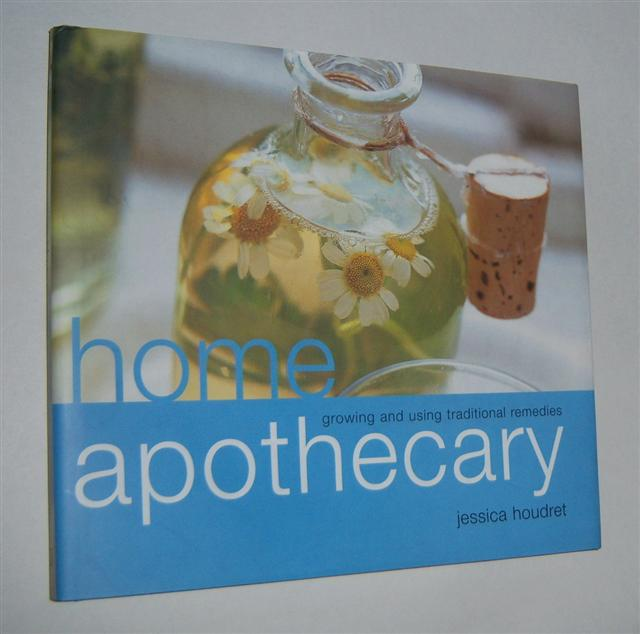 Image for HOME APOTHECARY ; Growing and Using Traditional Remedies