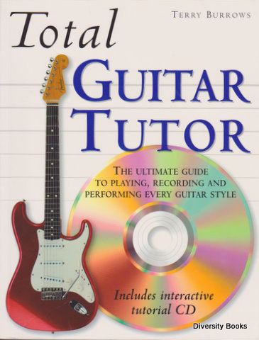 Image for TOTAL GUITAR TUTOR (Includes CD)