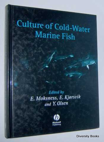 Image for CULTURE OF COLD-WATER MARINE FISH