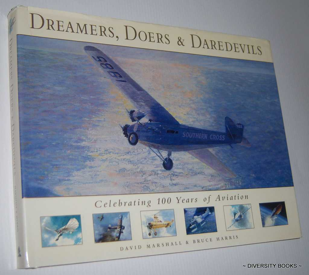Image for DREAMERS, DOERS AND DAREDEVILS : Celebrating 100 Years of Aviation