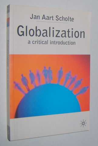 Image for GLOBALIZATION : A Critical Introduction
