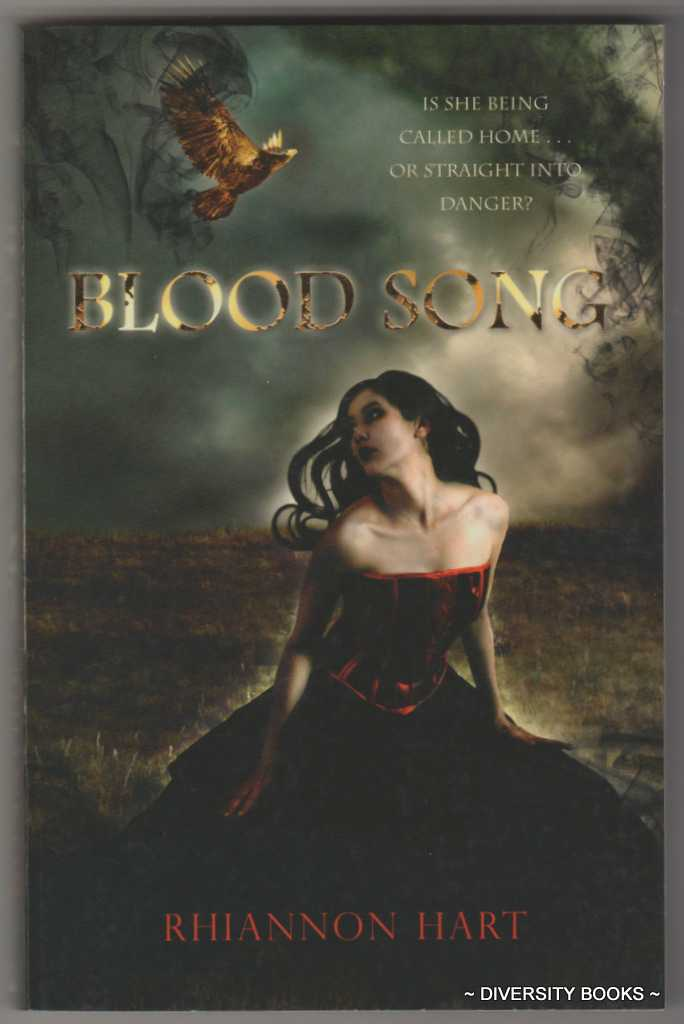 Image for BLOOD SONG : The First Book of Lharmell