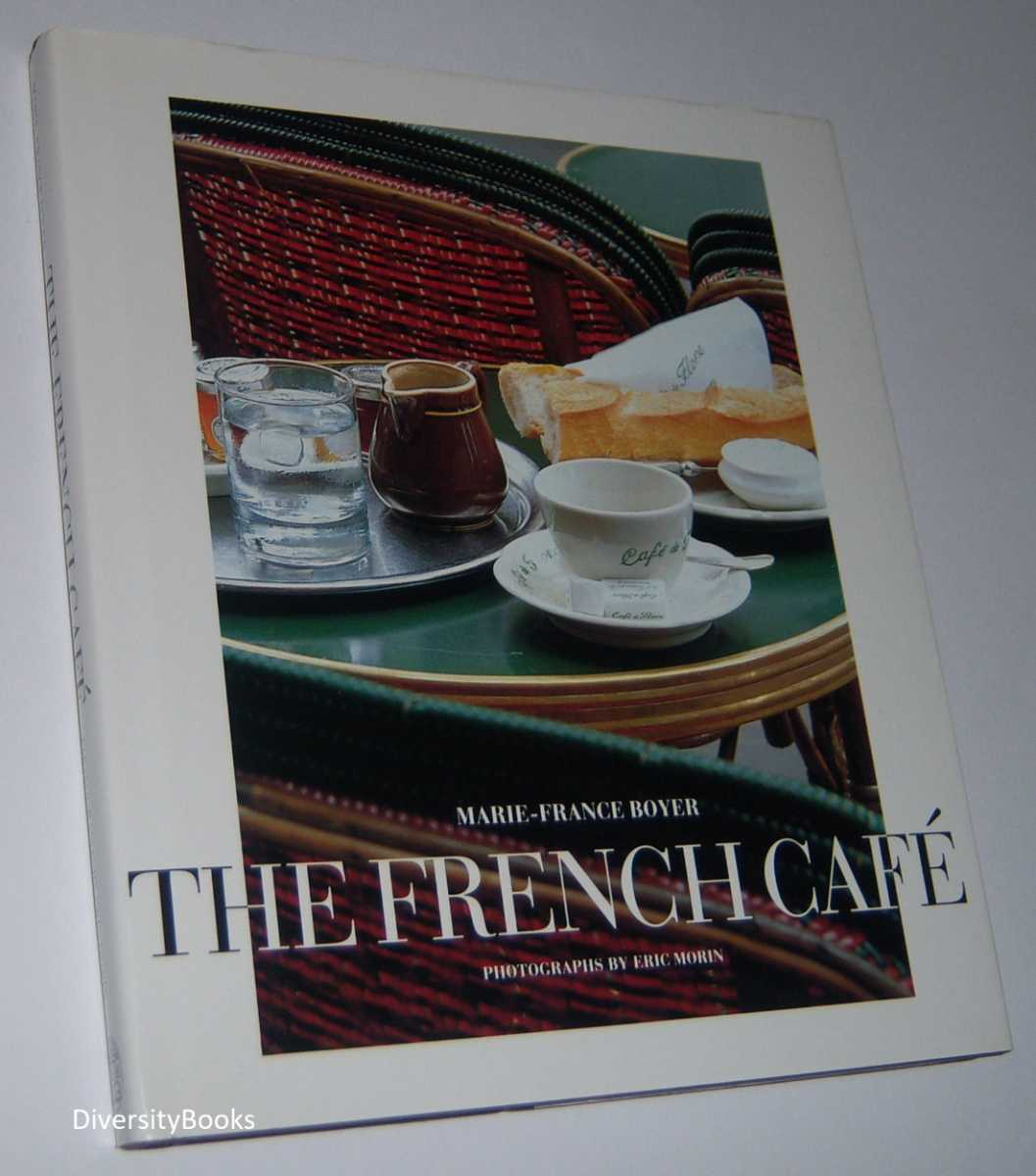Image for THE FRENCH CAFE (English Text)